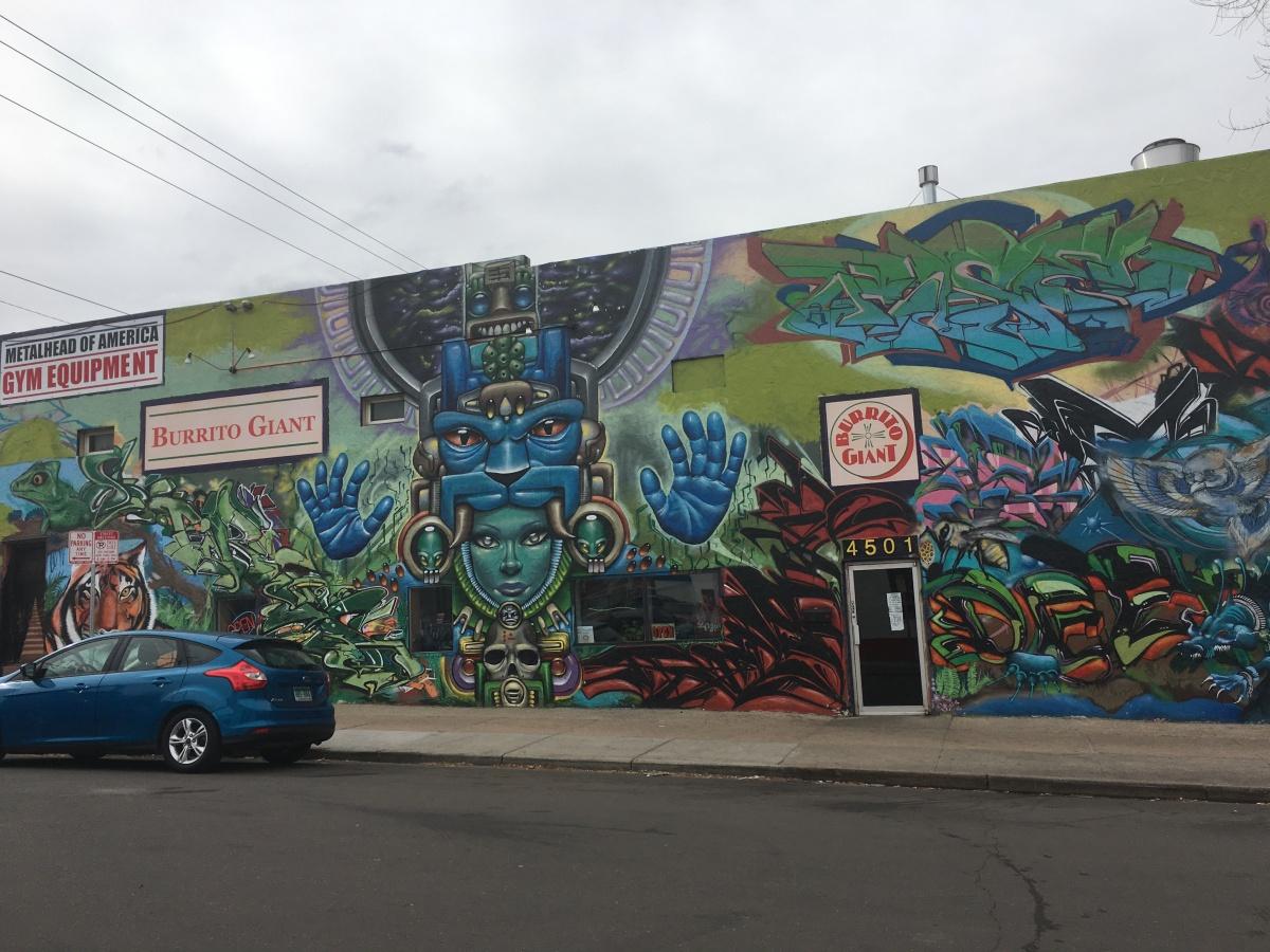 Burrito Giant, 4501 W 38th Ave, Guerilla Garden