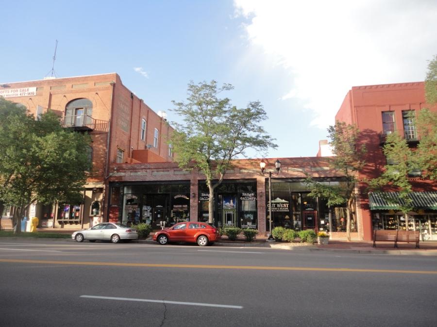 Old Colorado City Colorado Springs