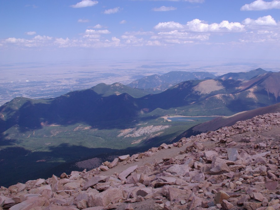 Pikes Peak Colorado Springs