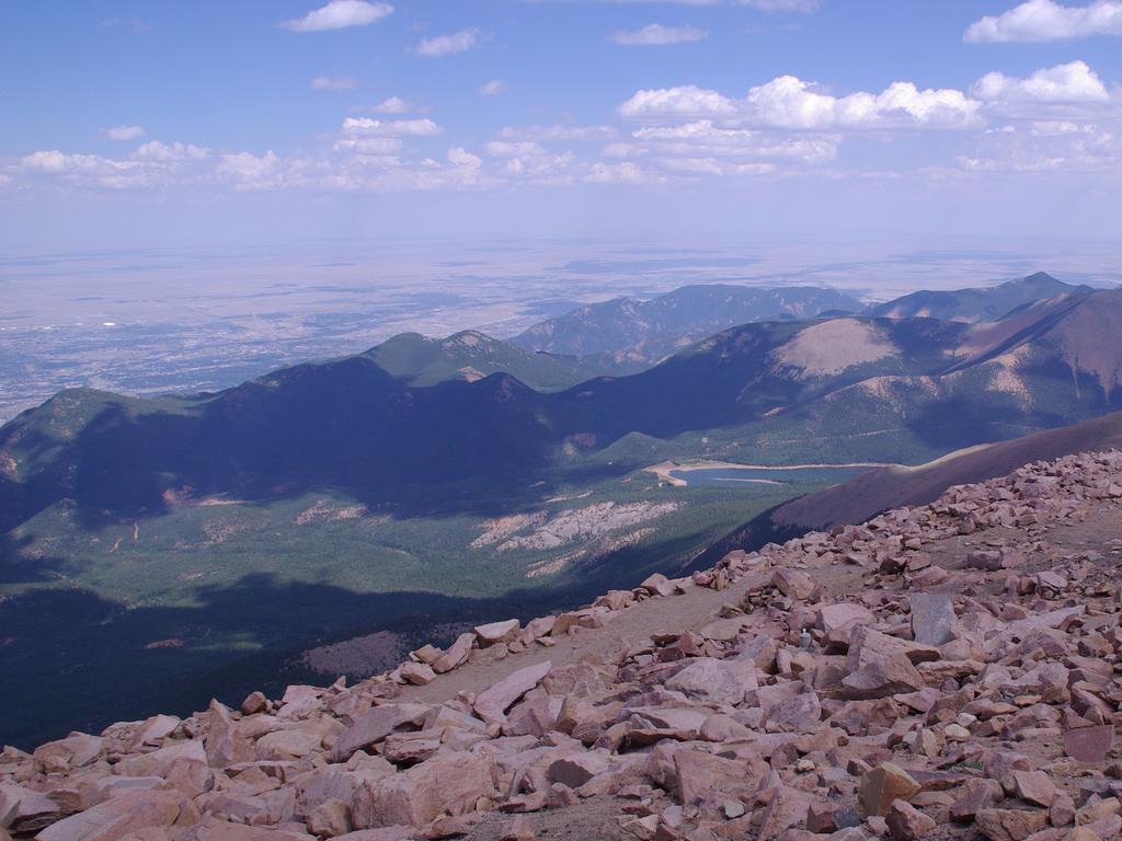 Pikes Peak Colorado Springs