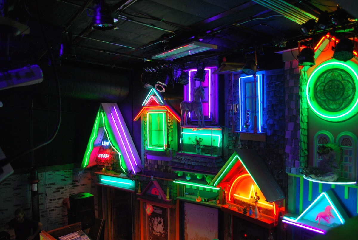 What does Meow Wolf look like