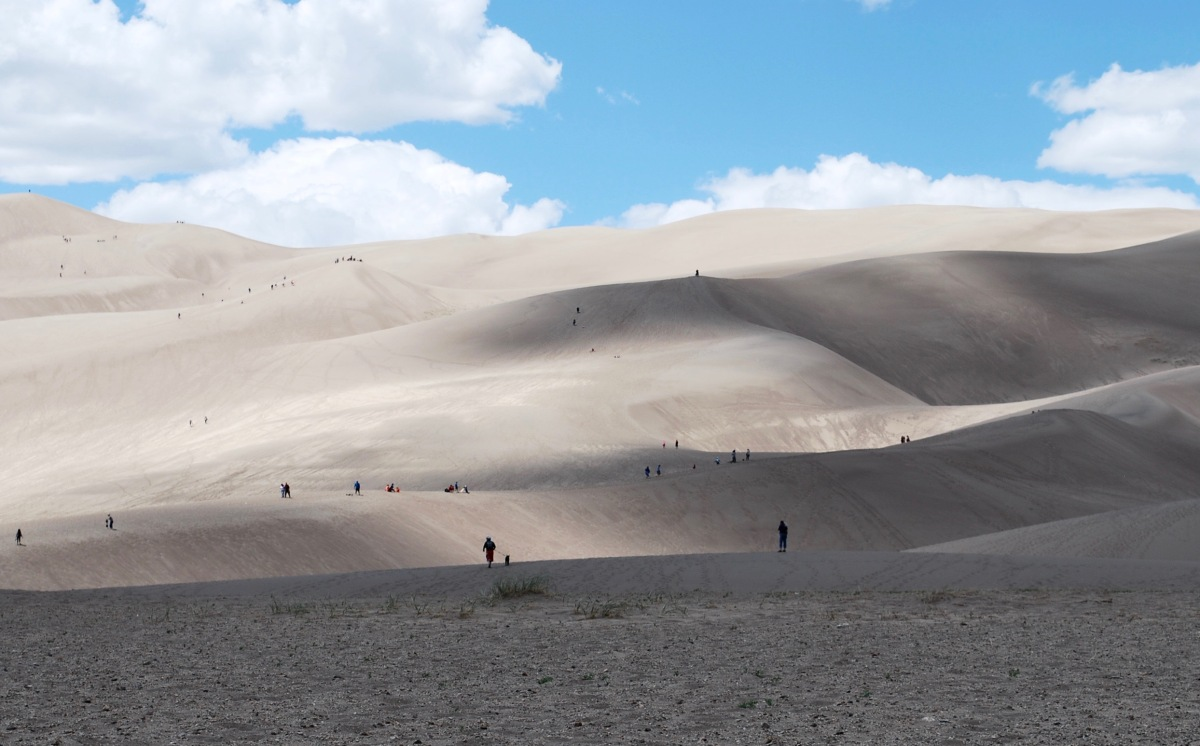 Great Sand Dunes Colorado