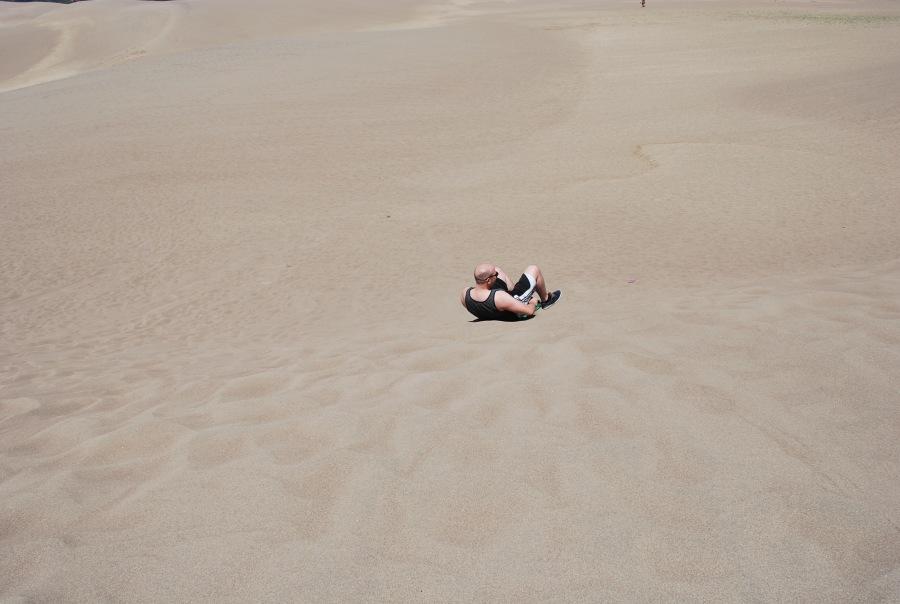 Sled Dunes