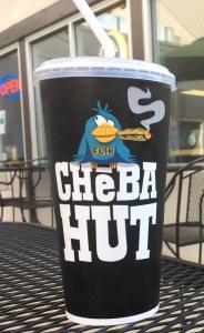 Cheba Hut cup