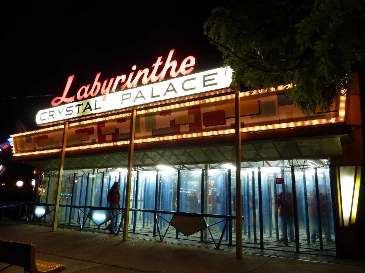 Lakeside Labyrinthe