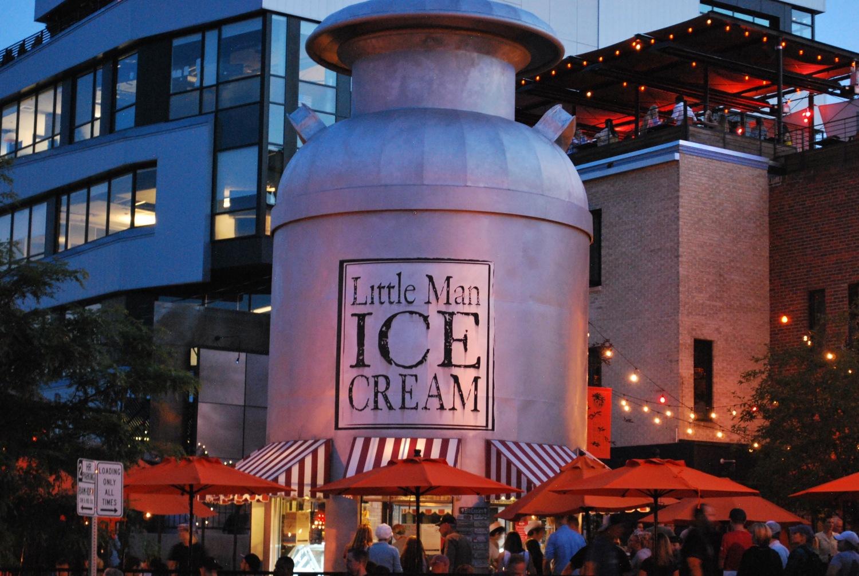 Ice Cream Shop Denver