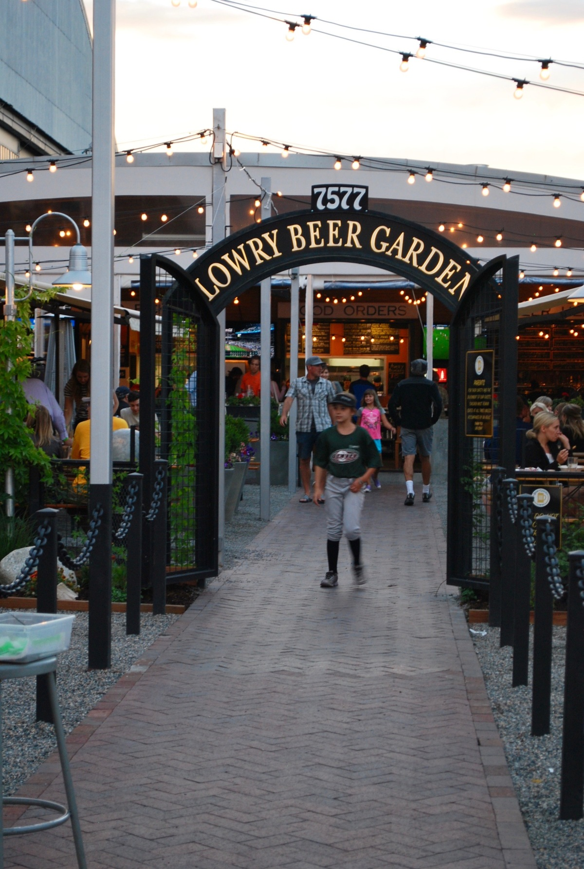 Bars in Lowry Colorado Lowry Beer Garden