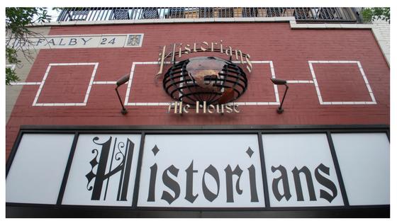 Historians Ale House