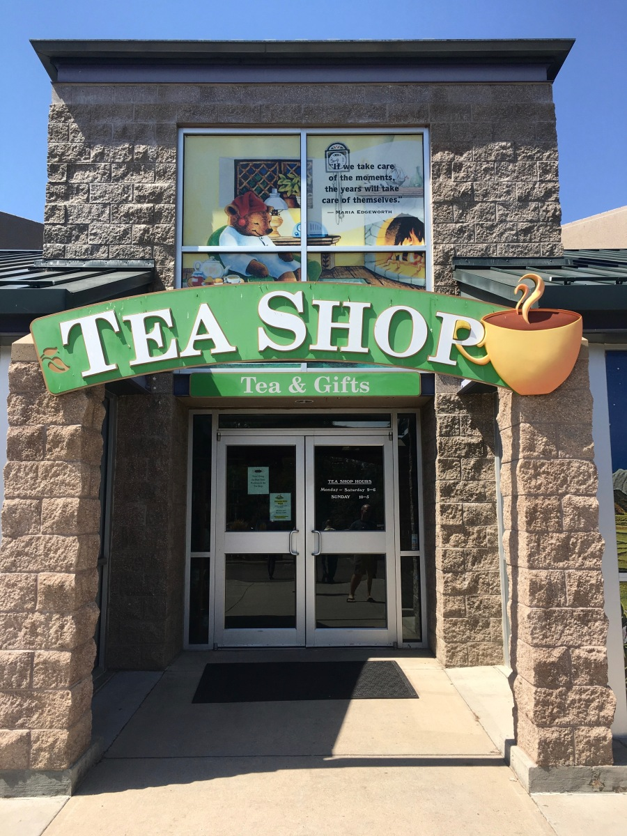 Where to buy tea in Boulder