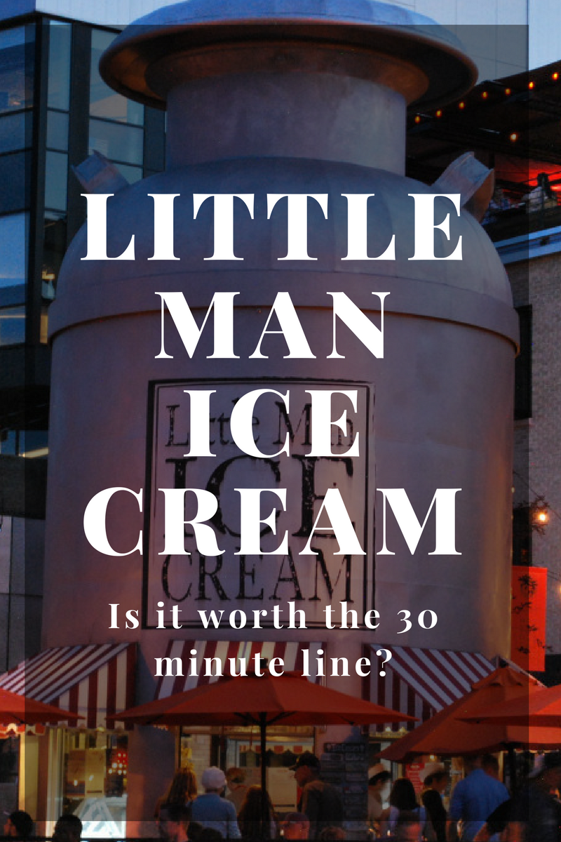 Little Man Ice Cream