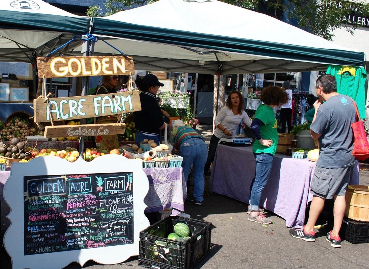Golden Acre Farm