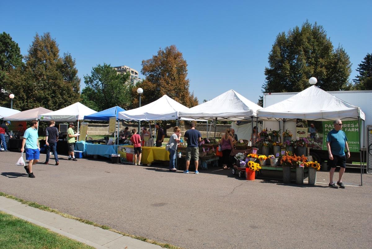 City Park Farmers Market