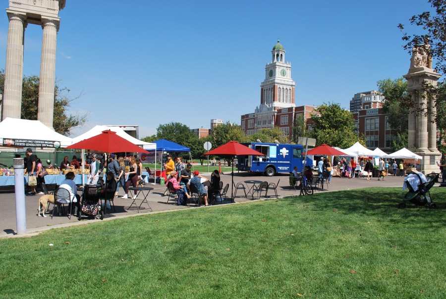 City Park Denver Farmers Market