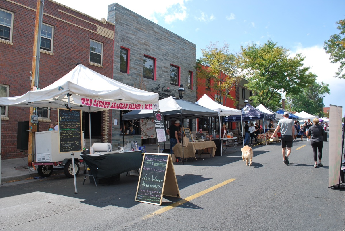 Highlands Square Farmers Market