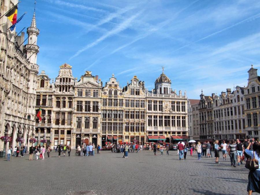 Grand Plaza, Belgium