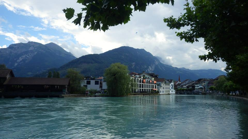Interlaken, Switzerland.