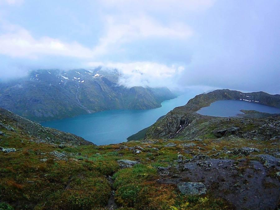 Jotunheimen National Park.