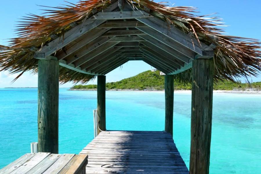 Normans Cay Exumas Bahamas.