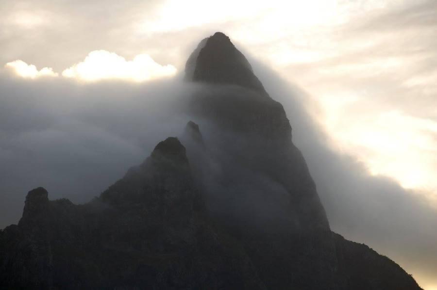 Ometepo Mountain Bora Bora