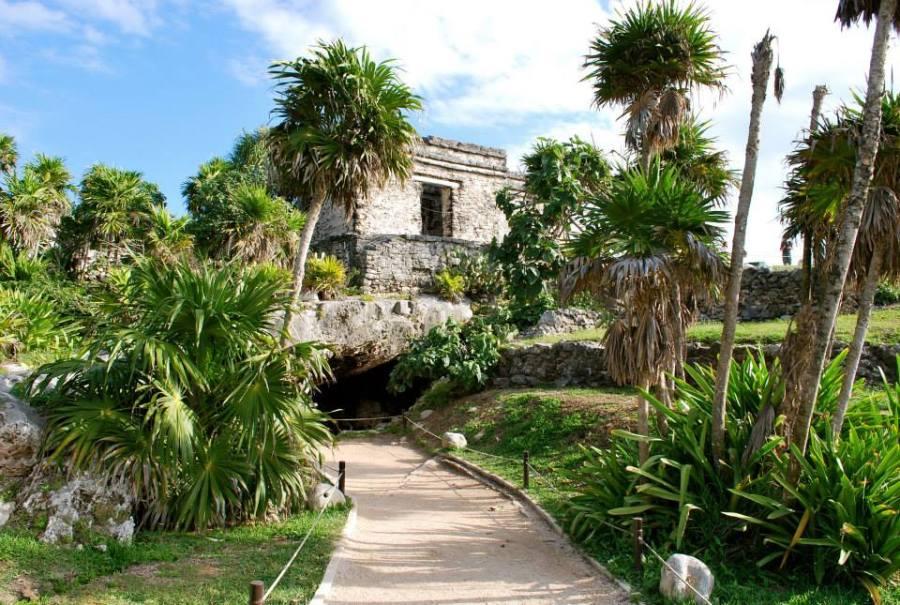 Ruinas Arqueologicas de Tulum.