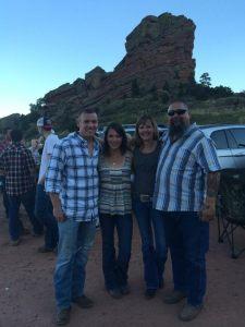 Red Rocks Concert