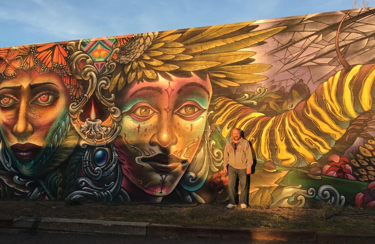 Indaba Group mural 28th and larimer