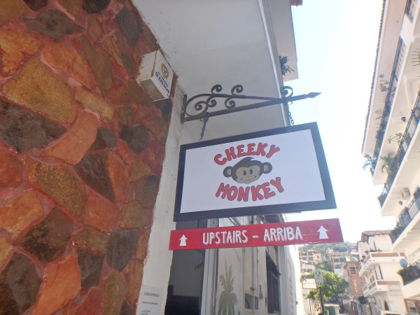 Cheeky Monkey Puerto Vallarta