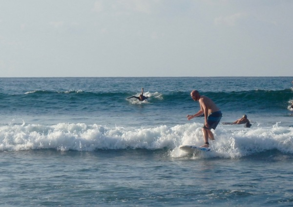 Where to surf in Sayulita