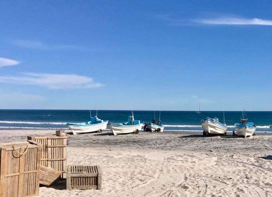Punta Prieta, Mexico