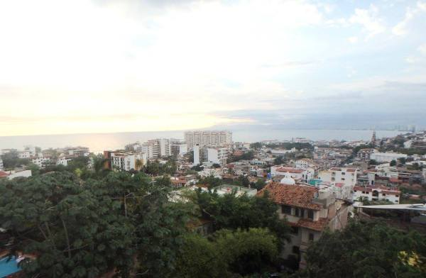 Vista Grill view Puerto Vallarta