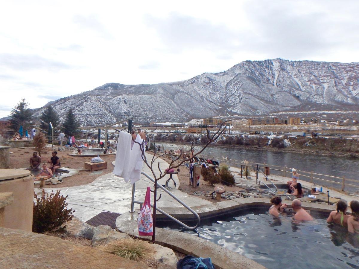 Iron Mountain Hot Springs Glenwood Springs Colorado