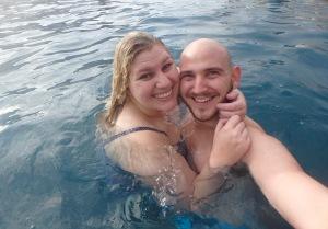 Iron Mountain Hot Springs pool
