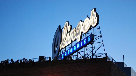 Linger Denver history
