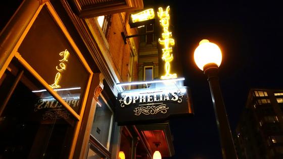 Ophelia's Electric Soapbox