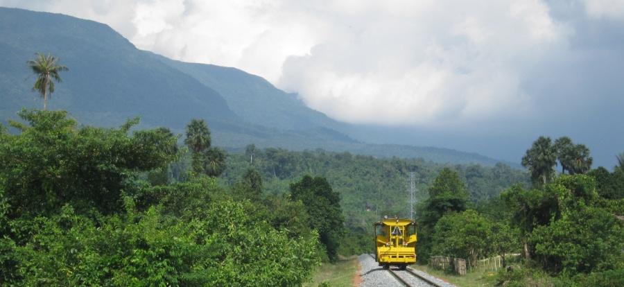 Tuek Thla railway