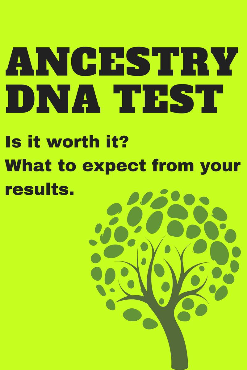 Ancestrydna test
