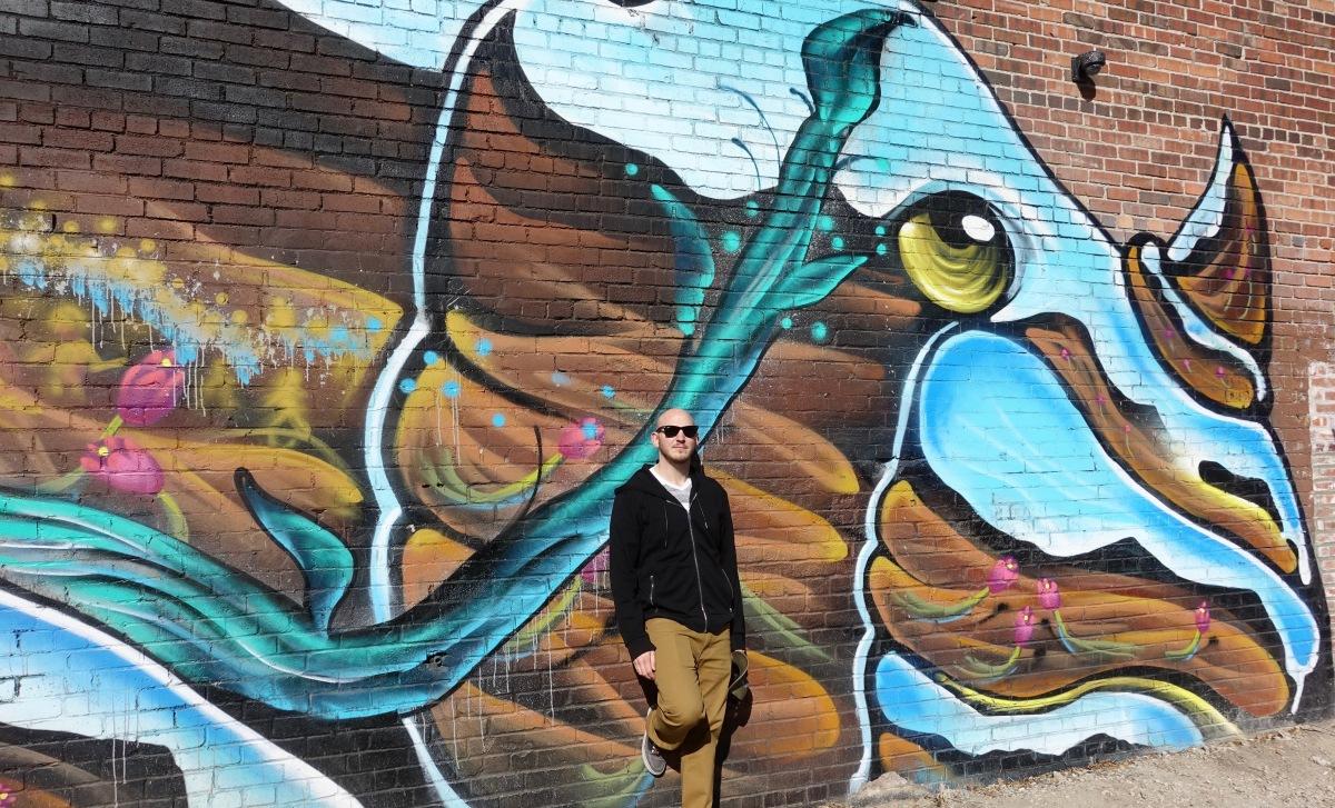 walnut street murals
