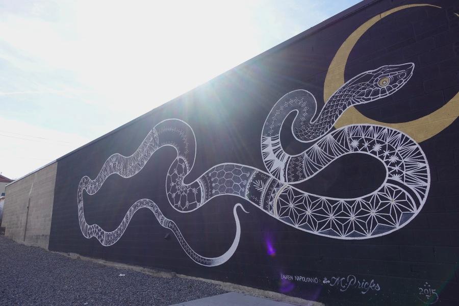 3126 Larimer Street wall art
