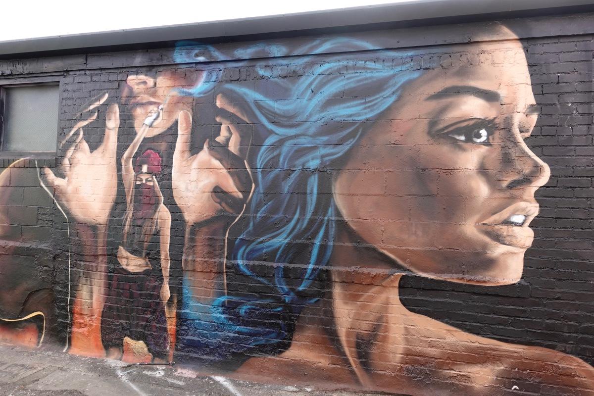 Denver street art RiNo District