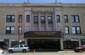Highland Theatre Chicago