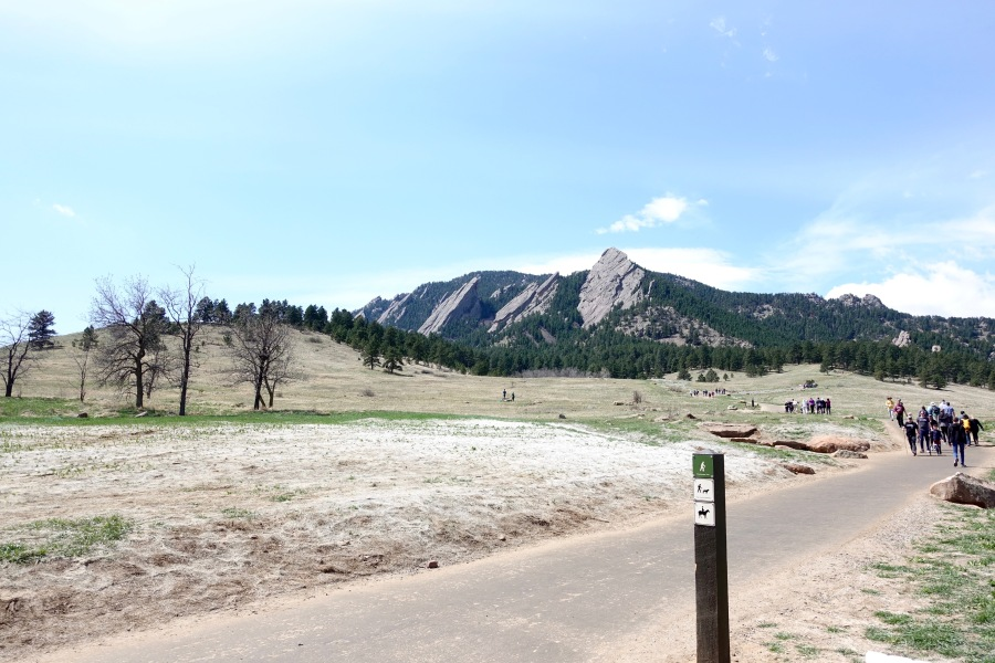 Flatirons Hike 1 and 2 Boulder Colorado