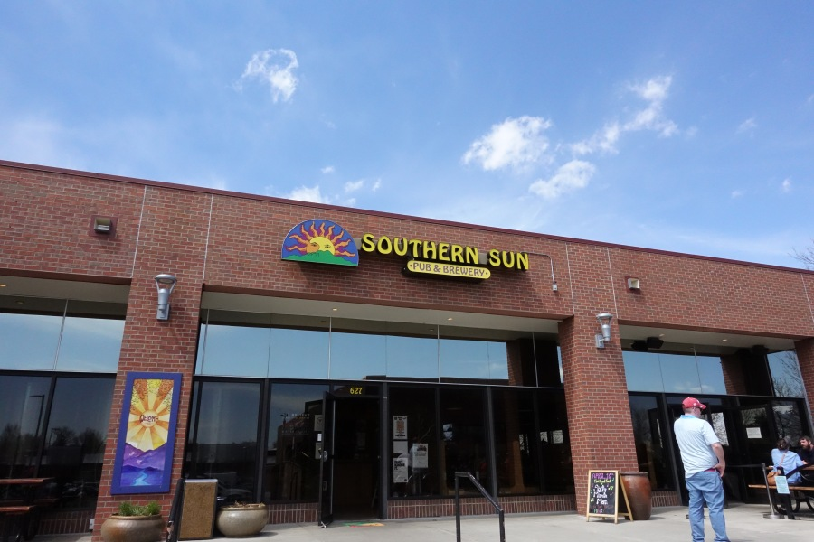 Southern Sun Brewery Boulder